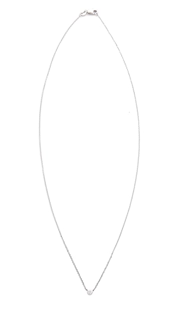 KC Designs Single Diamond Necklace