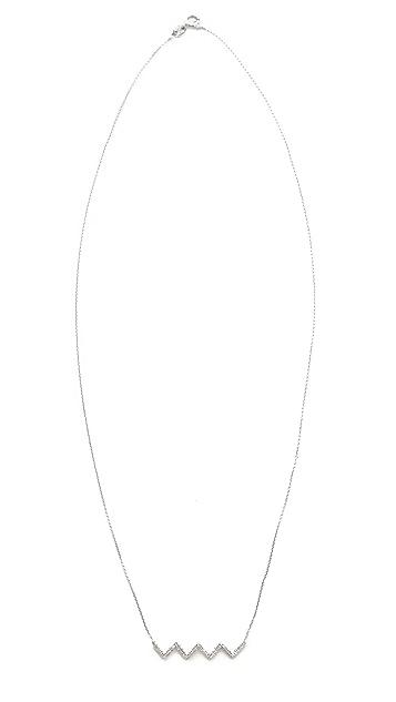 KC Designs Zigzag Necklace