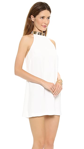 Keepsake Reckless Mini Dress