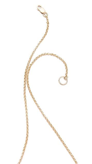 Kristen Elspeth Trapeze Necklace
