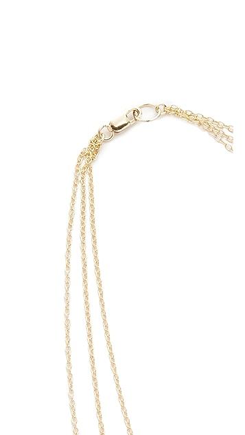 Kristen Elspeth Layered Arc Necklace