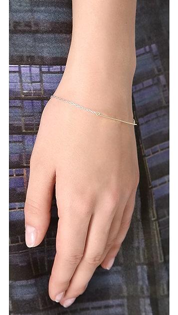 Kristen Elspeth Monolith ID Bracelet