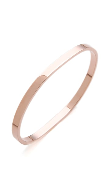Kristen Elspeth Oval Bangle Bracelet