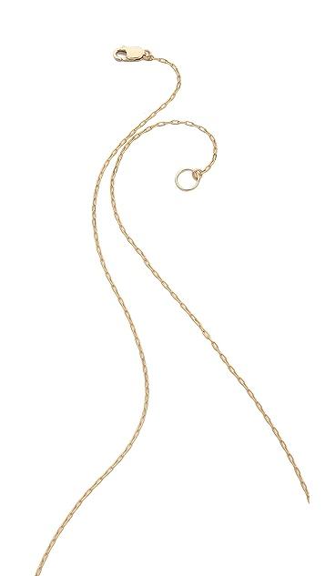Kristen Elspeth Small Bar Necklace