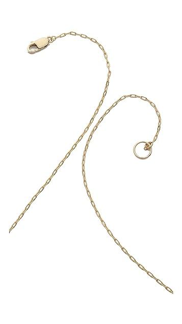 Kristen Elspeth Lightning Necklace