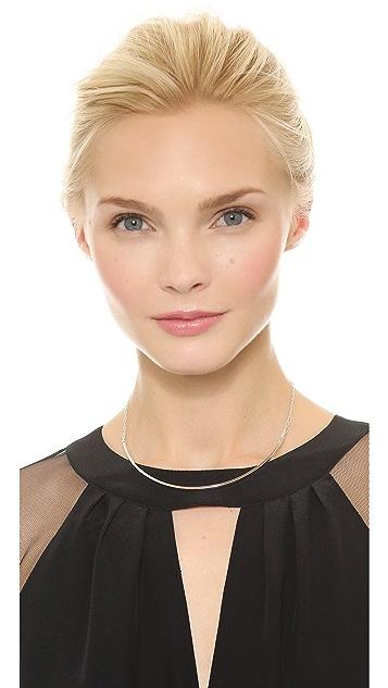 Kristen Elspeth Bar Choker Necklace