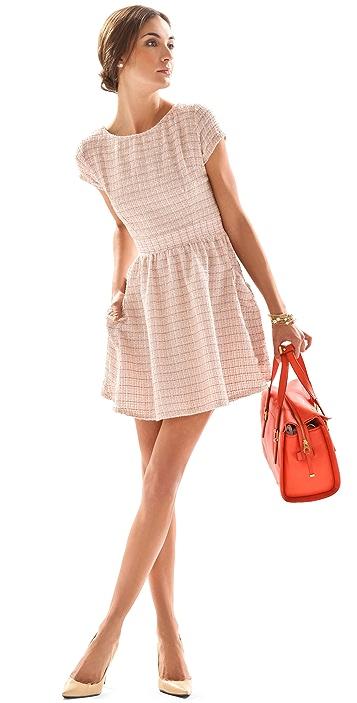 Kenny Penny Pockets Checkered Dress