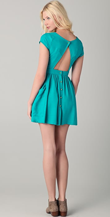 Kenny Penny Pockets Dress