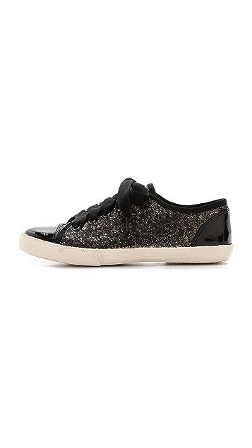 KG Kurt Geiger Lucca Glitter Sneakers