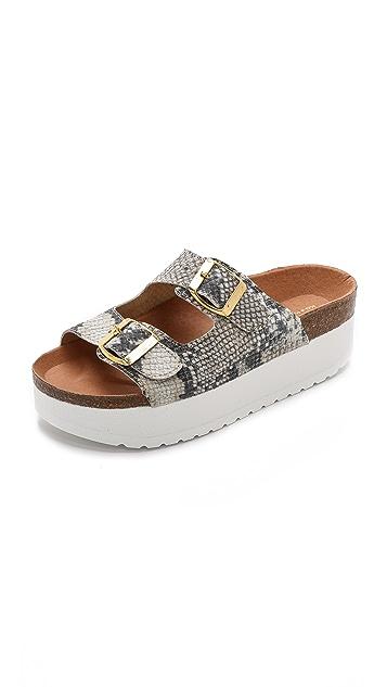 e2d3f6fded KG Kurt Geiger Nola Platform Sandals | SHOPBOP