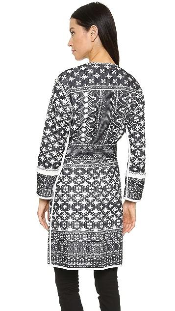 Kobi Halperin Maribel Coat