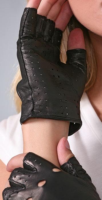 Kiki De Montparnasse Driving Gloves