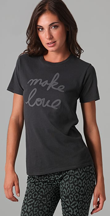 Kiki De Montparnasse Make Love Tee