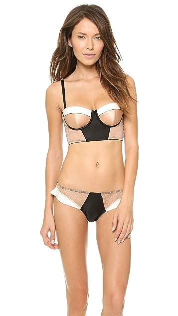 Kiki De Montparnasse Muse Heart Panties