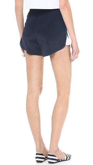KIMEM Side Color Shorts