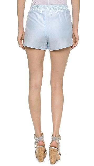 KIMEM Boyfriend Shorts
