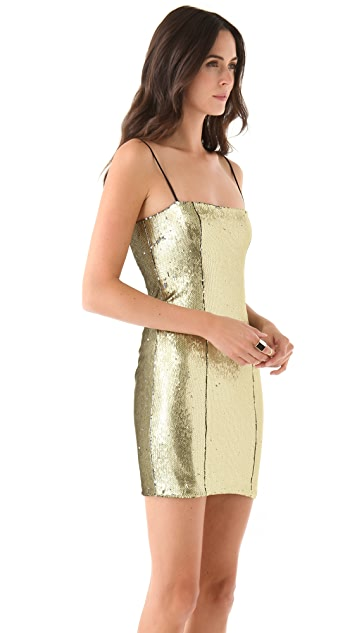 Kimberly Ovitz Keon Sequin Dress