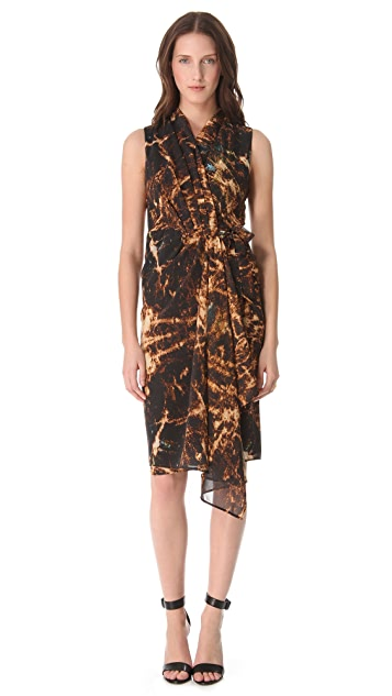Kimberly Ovitz Samuel Wrap Dress