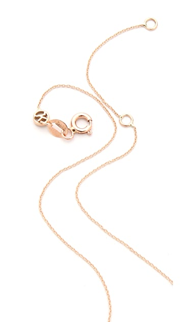 Kismet by Milka Disc Necklace