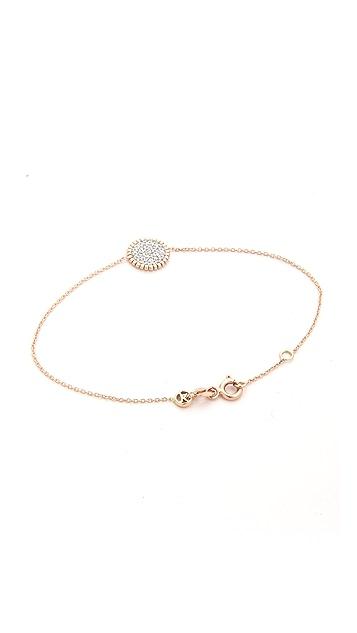 Kismet by Milka Disc Bracelet