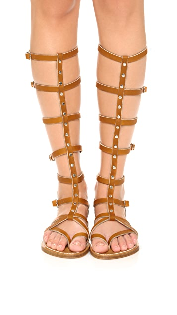 K. Jacques Appia Gladiator Sandals