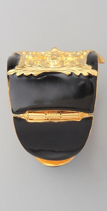 Kenneth Jay Lane Hamsa Bracelet