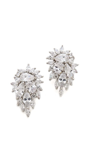 Kenneth Jay Lane Waterfall Earrings
