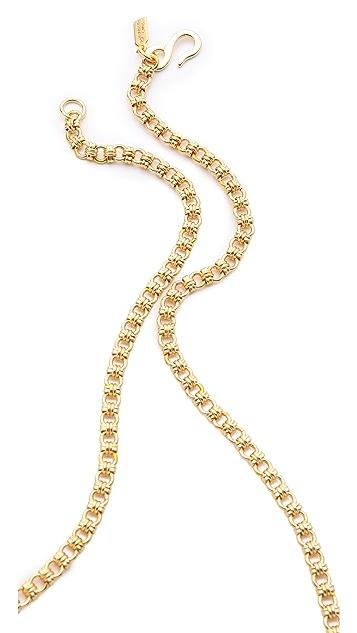 Kenneth Jay Lane Stick Necklace