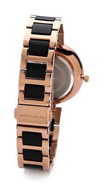 Kenneth Jay Lane Blackout Watch