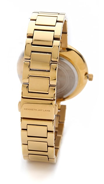 Kenneth Jay Lane Large Face Watch