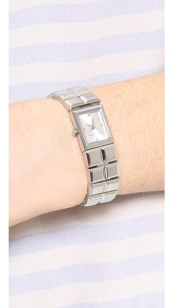 Kenneth Jay Lane Monochrome Watch