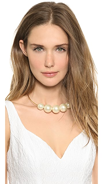 Kenneth Jay Lane Choker Necklace