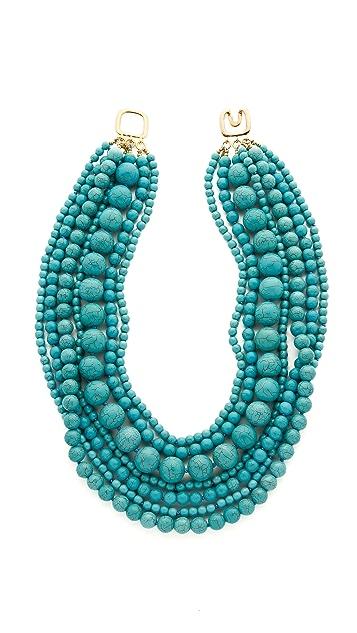Kenneth Jay Lane Layered Necklace