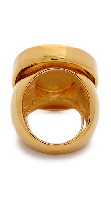 Kenneth Jay Lane Oversized Ring
