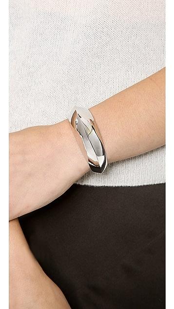 KNIGHT$ OF NEW YORK Varick Armor Cuff Bracelet