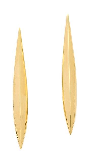 KNIGHT$ OF NEW YORK Elizabeth Sword Earrings