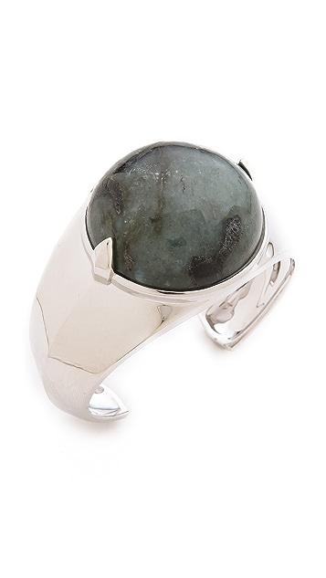 KNIGHT$ OF NEW YORK Forsyth Sword & Stone Cuff Bracelet