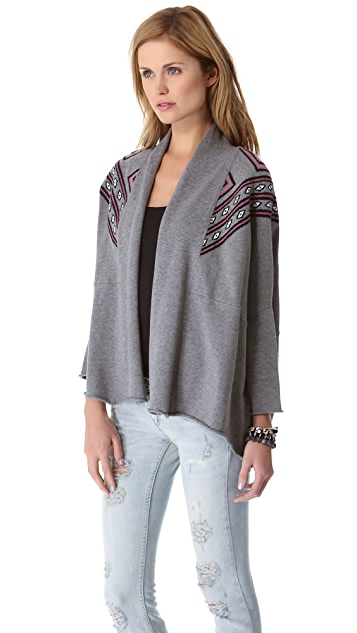 Knot Sisters Diego Cardigan