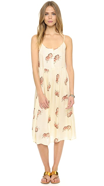 Knot Sisters 29 Palms Dress