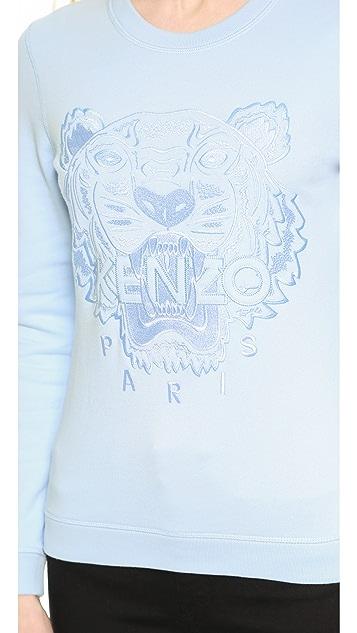KENZO Tiger Pullover Sweatshirt