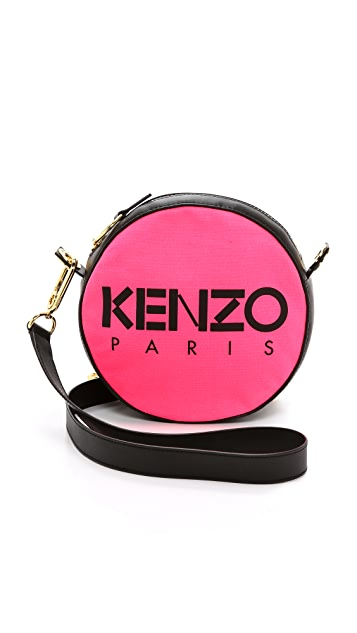KENZO Kanvas Cross Body Bag