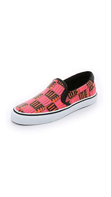 b3495c80f6 KENZO Love Slip On Sneakers   SHOPBOP