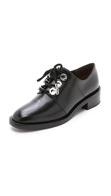 KENZO Ботинки на шнурках