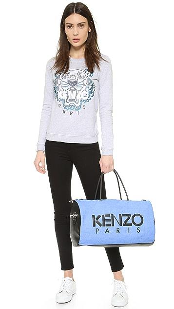 KENZO Speedy Large Duffel Bag