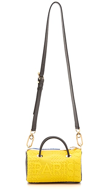 KENZO Neoprene Mini Duffel Bag