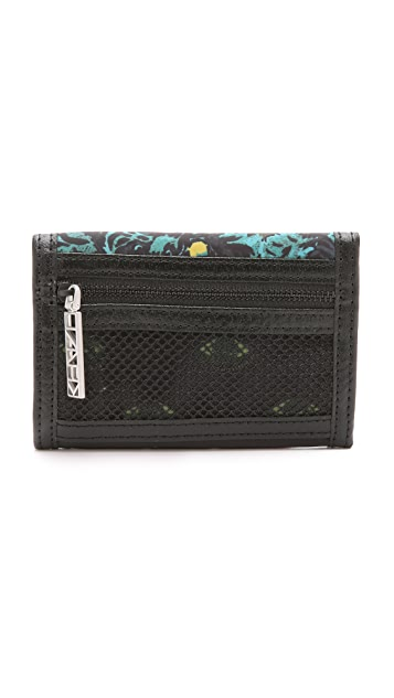 KENZO Essentials Flying Tiger Gotcha Wallet