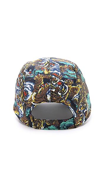 ... KENZO Essentials Flying Tiger Cap ... 25f694e2344