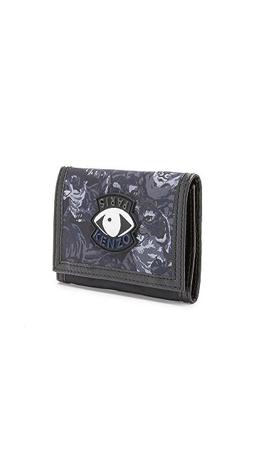 KENZO Essentials Gotcha Wallet