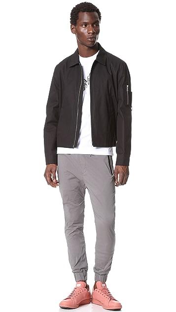 KENZO Gabardine Bomber Jacket