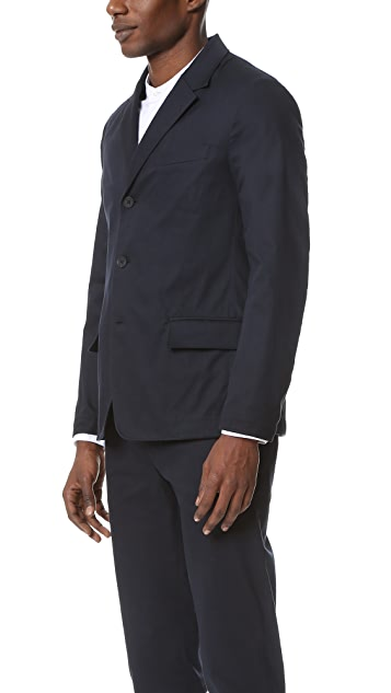 KENZO Stretch Cotton Blazer